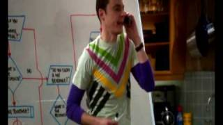 Lo mejor de Sheldon - algoritmo de la amistad