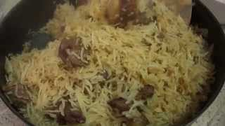 Beef Pilau