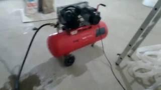 Штукатурка Хопёр ковшем, механизированная штукатурка.(, 2016-11-14T10:31:07.000Z)