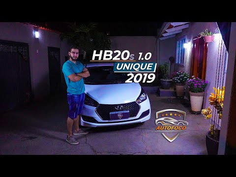 Review Hyundai HB20s