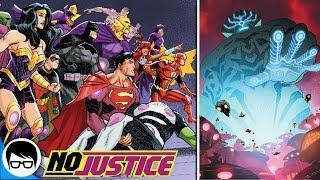 NO JUSTICE - ORIGEN DE LOS OMEGA TITANS | Justice League: No Justice #1 | COMIC NARRADO