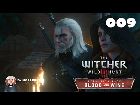 Blood and Wine #009 - Sangreal für den Cintrier [XBO][HD] | Let's play The Witcher 3