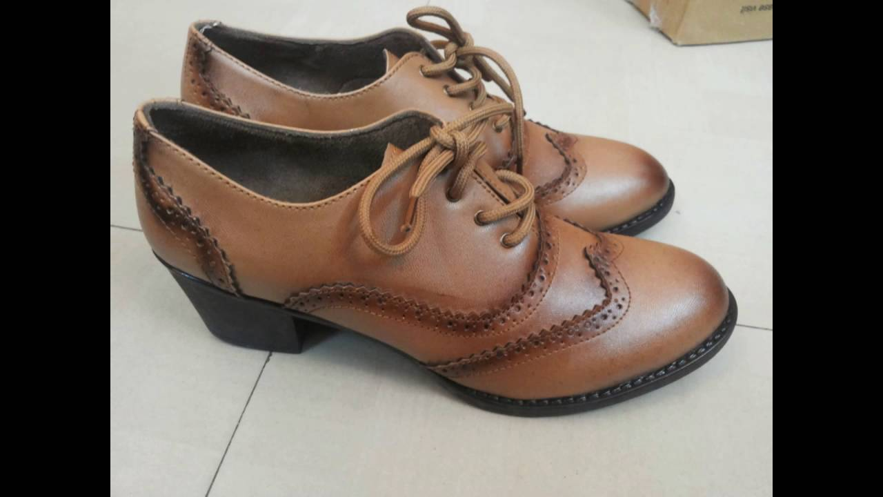 1925f077616 Street Style Store shoes + review - YouTube
