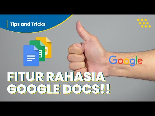 5 Fitur Keren Google Docs Terbaru