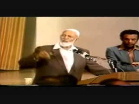 Sheikh Ahmad Deedat - Comparitive Religion Islamic Views