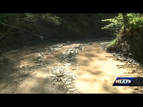NewsRadio 840 WHAS Local News - Emergency Declared In Bullitt County To Speed Up Creek Clean-Up
