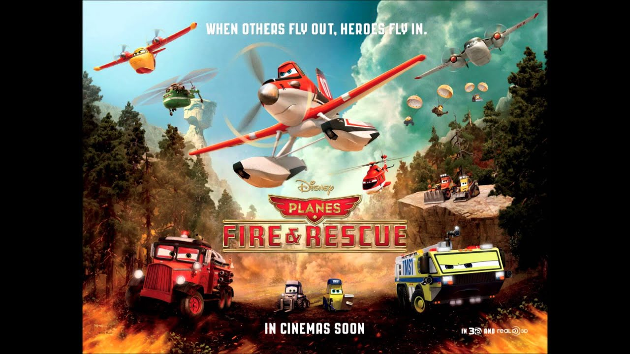 Behind Enemy S Lines Planes 2 Fire And Rescue Mark Mancina Youtube