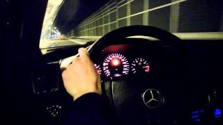 Mercedes CLK 230 kompressor chip + smaller pulley 0-100 acceleration