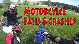 Motorcylce Fails \u0026 Crash Compilation 🔥 Angry People, Police, Funny Moments   PaddyEnduro