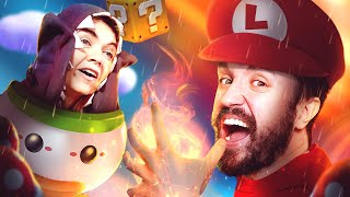 O SOFRIMENTO DE LEON! - Super Mario 3D World + Bowser's Fury