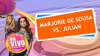 Marjorie De Sousa Entabla Nueva Demanda Contra Julian Por Su Hijo | Chisme En Vivo
