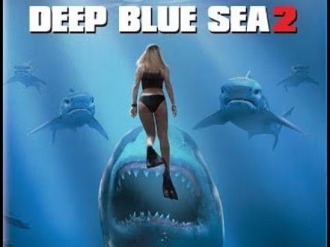 Critique CINEMA Peur Bleue 2 (Deep Blue Sea 2) chaine Retrogaming à l'arrache