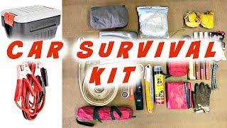 Car Survival Kit