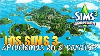 Los Sims 3 Aventura en la Isla | El lag en Isla Paradiso (Opciones para disminuirlo)