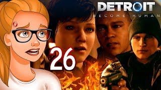 SOFTWARE INSTABILITY - Detroit: Become Human (Part 26)