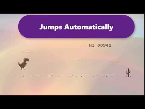Making Google's Dinosaur Bot (PYTHON) || Part 1 || How To Make A Bot For Any Game In Python