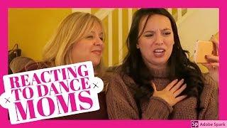 REACTING TO DANCE MOMS FT. DANCE MOM LESLIE
