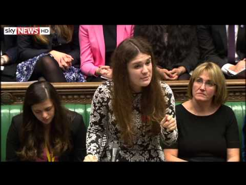 UK Youth Parliament: Francesca Reed Campaigns For Better Mental Health Services
