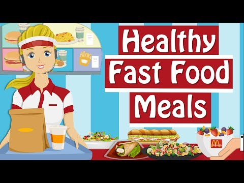 6 Healthy Fast Food Options, The Healthiest Fast Food Choices