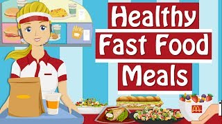 Healthy Fast Food Options Healthiest Fast Food Choices
