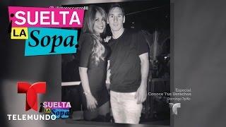 Suelta La Sopa | Shakira le hace desaire a Messi y a su futura esposa | Entretenimiento