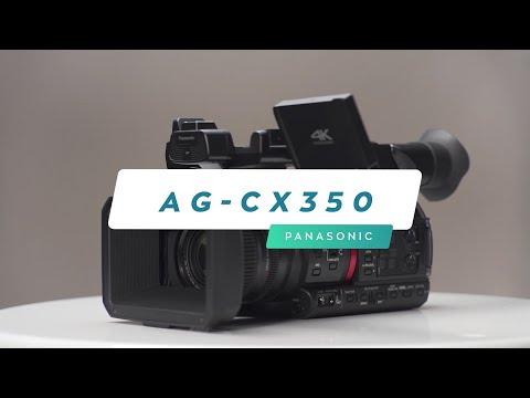 PANASONIC AG-CX350 4K - REVIEW PRESENTACIÓN