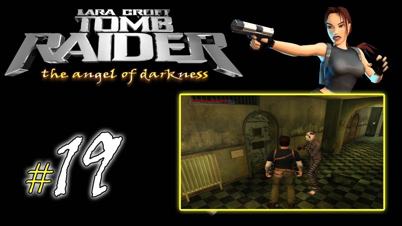"Let's Play: Tomb Raider VI: AoD odc. 19 – ""Wariatkowo"""