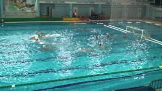 Водное поло Water Polo 2010-12 Ч Рос Курьезы