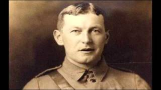 "John McCrae ""In Flanders Fields"" Poem animation WW1"