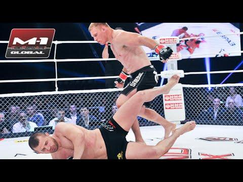 Алексей Кудин вырубил чемпиона Австрии по MMA! Мощный удар и нокаут!