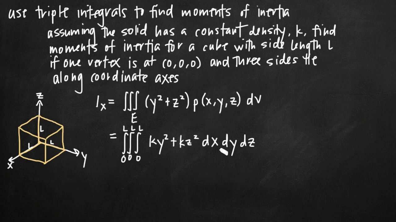 online triple integral calculator