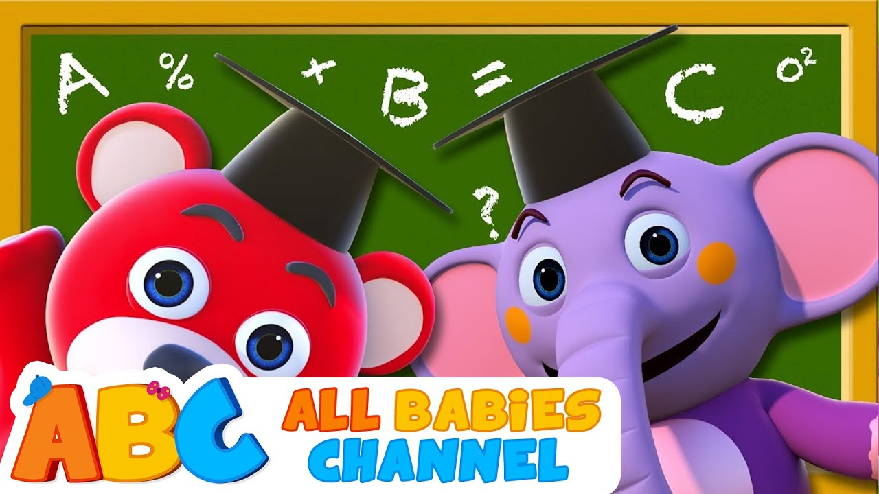 Back To School - Morning Routine | Nursery Rhymes and 3D Baby Songs For Kids By All Babies Channel