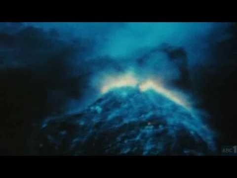 Submarine Volcanic Eruption