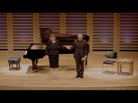 Elégie  Rachmaninoff; A Heart in Exile. Lucy Parham and Henry Goodman