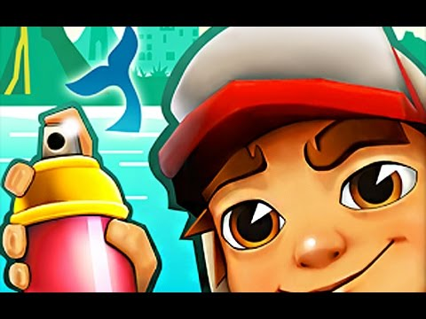 Скачать Subway surfers Сабвей серф на андроид телефон и