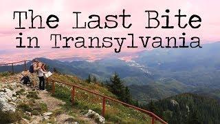 Sausage Partying in Romania - Travel Transylvania Trilogy