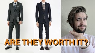 Is spending $1000 on a suit worth it?