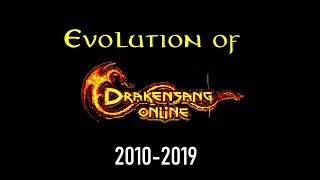 Geçmişden Bugüne Drakensang Online 2010-2019
