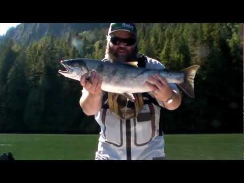 Incredible Float Plane Fishing in British Columbia Canada