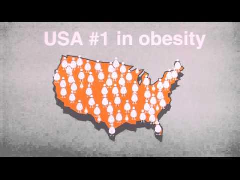 USA #1 in Obesity?!