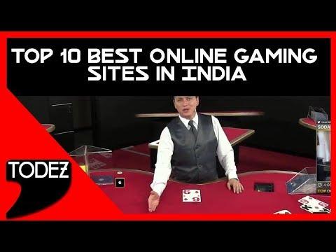 Top 10 Best Online Gaming Sites In India