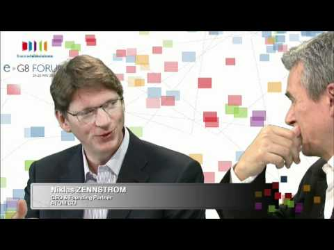 EG8 FORUM: 3 questions à Niklas Zennstrom