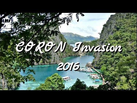 Coron Invasion (Coron Islands, Palawan, Philippines)
