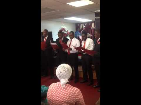 Groupe d homme de l eglise baptiste de la grande commission