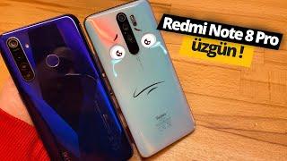 Redmi Note 8 Pro'ya rakip mi?- Redmi Note 8 Pro vs realme 5 Pro