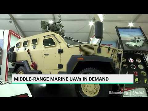 Defence Expo 2018: Mahindra Defence Strikes Pact To Make Seaplanes