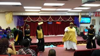 "CGP Dance Ministry - ""What Can I Do"" by Tye Tribbett, KJ Scriven"