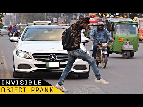 Invisible Object Prank | Prank In Pakistan