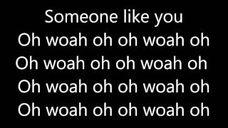 Use Somebody- Cover by One Direction- Lyrics