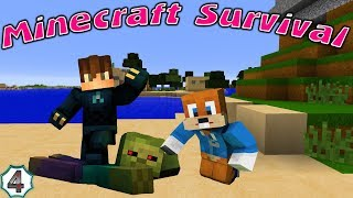 ABUZİ YARATIK AVCISI (Minecraft Survival Sincap ile Abuzi)